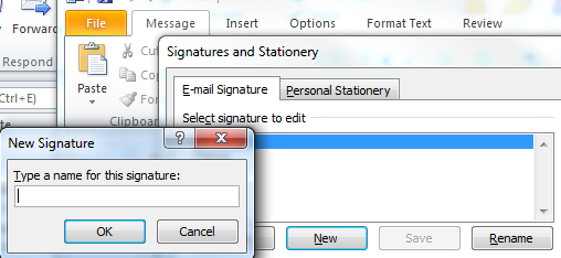 Email Signiture 2